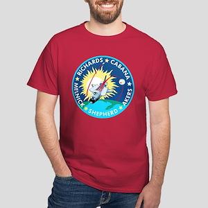 STS-41C Challenger Dark T-Shirt