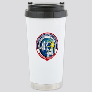 STS-41B Challenger Stainless Steel Travel Mug