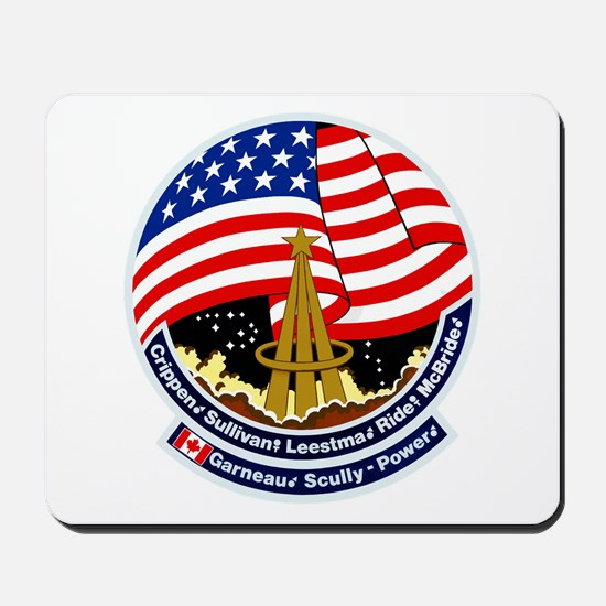 STS-41B Challenger Mousepad