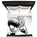 Nocturnal King Duvet