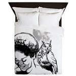 Nocturnal Queen Duvet
