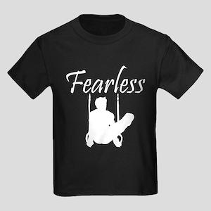 AMAZING GYMNAST Kids Dark T-Shirt