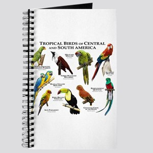 Tropical Birds of Central and South America Journa