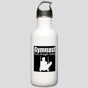 GYMNAST STRENGTH Stainless Water Bottle 1.0L