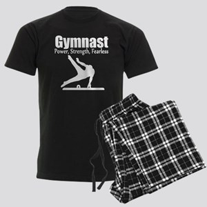 GYMNAST CHAMP Men's Dark Pajamas