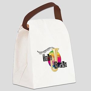 Tuba Rocks Canvas Lunch Bag