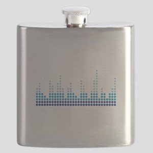 Equalizer music sound Flask