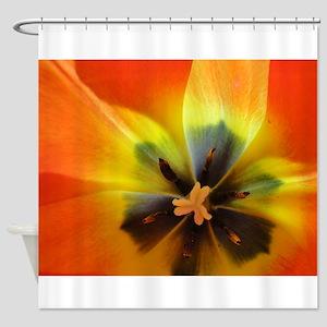 Georgia Tulip Shower Curtain
