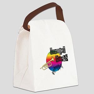 Trumpet Rocks Canvas Lunch Bag