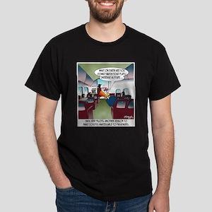 Back Seat Pilots Dark T-Shirt