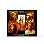 BlackIndians Postcards (Package of 8)