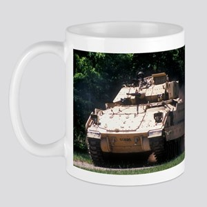 Bradley Vehicle 4 Mug