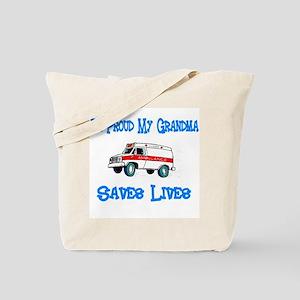 Ambulance Pride-Grandma Tote Bag