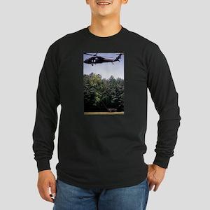 Pickup Long Sleeve Dark T-Shirt