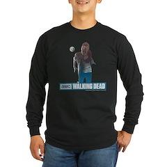 Walking Dead Full Moon Zombie T