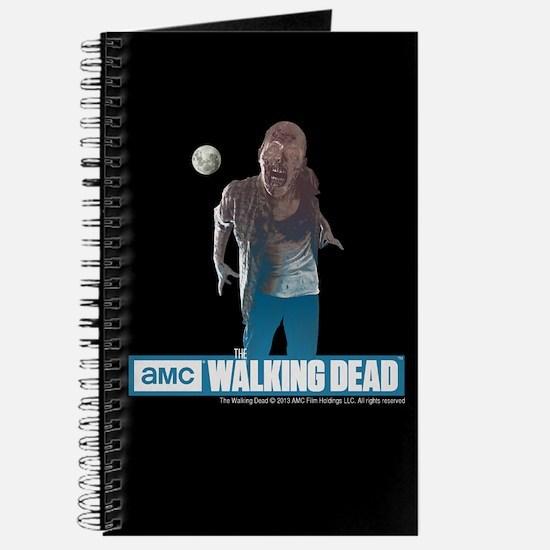 Walking Dead Full Moon Zombie Journal