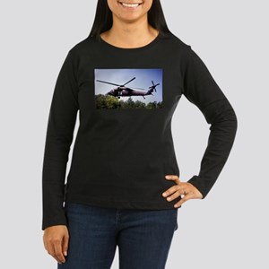Treetop Flight Women's Long Sleeve Dark T-Shirt