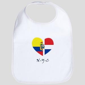 Ecuador-Dominican Republic  Bib