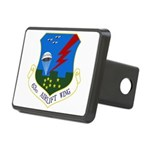 63rd AW Rectangular Hitch Cover