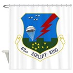 63rd AW Shower Curtain