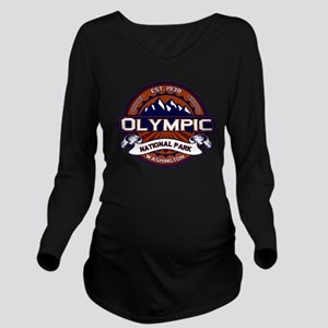 Olympic NP Vibrant Long Sleeve Maternity T-Shi