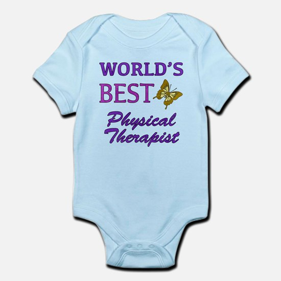 World's Best Physical Therapist (Butterfly) Infant