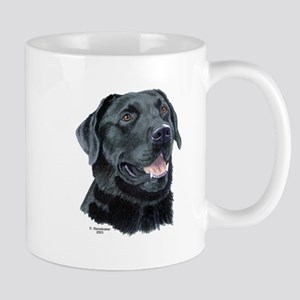 Tejas Black Labrador Retriever Mug