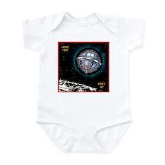 Munchhausen's Interstellar Infant Bodysuit