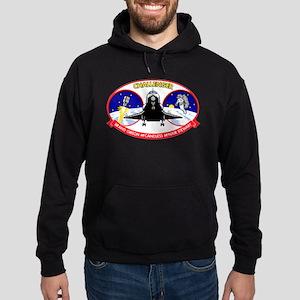 STS-41B Challenger Hoodie (dark)