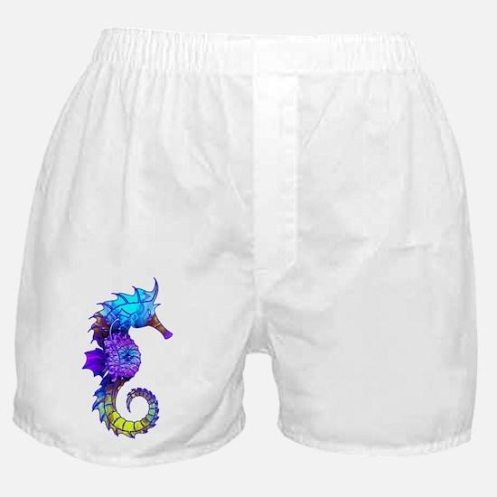 Sigmund Seahorse Boxer Shorts