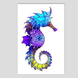 Sigmund Seahorse Postcards (Package of 8)