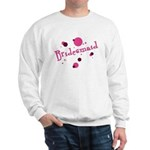 Polka Party Bridesmaid Sweatshirt