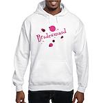 Polka Party Bridesmaid Hooded Sweatshirt