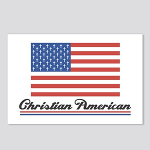 Christian American Postcards (Package of 8)