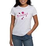Polka Party Bridesmaid Women's T-Shirt