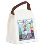 Astronaut 12-Step Show-off Canvas Lunch Bag