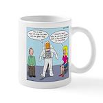 Astronaut 12-Step Show-off Mug