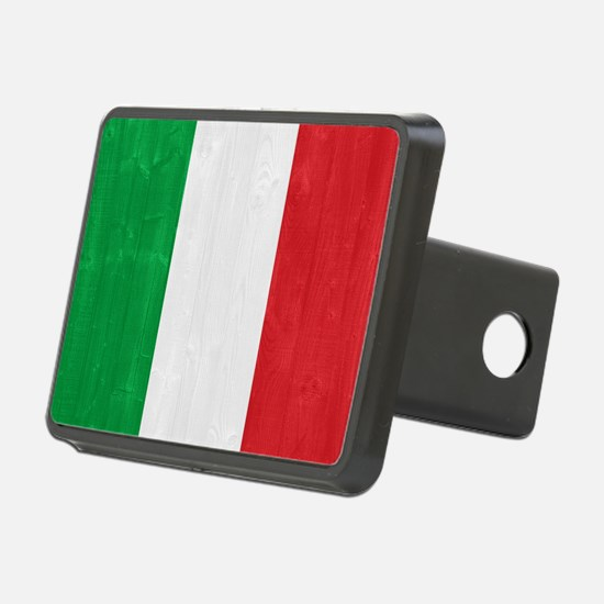 Italy flag Hitch Cover