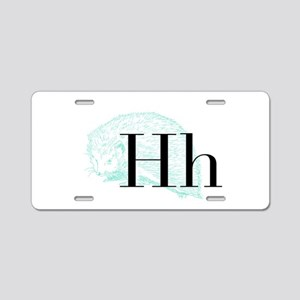 Menagegram Aluminum License Plate
