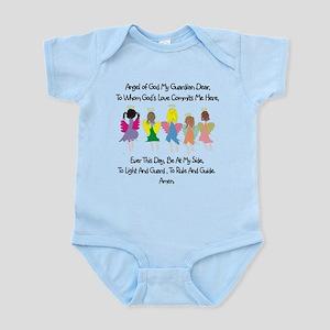 Childs Catholic Prayer Body Suit