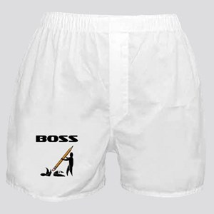 Office Worker Boxer Shorts