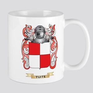 Tuite Family Crest (Coat of Arms) Mugs