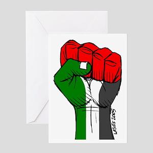 Palestine  Greeting Card