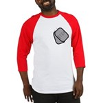 My Dad is a Sailor dog tag Baseball Jersey