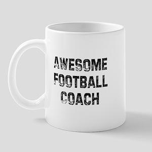 Awesome Football Coach Mug