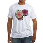 Wax Mums #2 Fitted T-Shirt