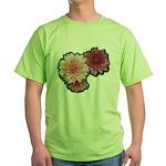 Wax Mums #2 Green T-Shirt