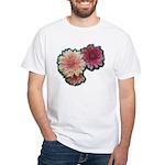 Wax Mums #2 White T-Shirt