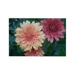 Wax Mums #2 Rectangle Magnet (100 pack)