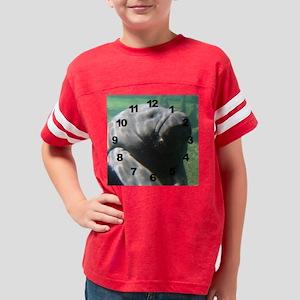 manatee Youth Football Shirt